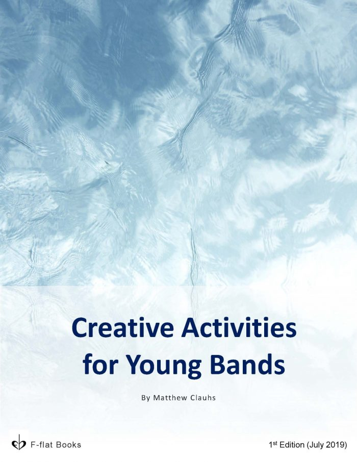 Creative Activities for Young Bands music eBook cover