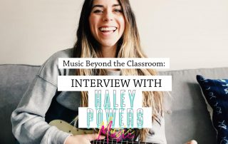 Interview with Haley Powers