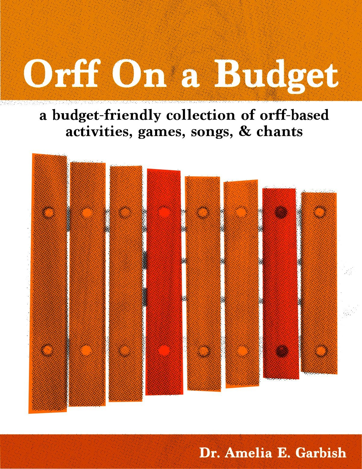 Orff on a budget cover