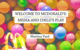 Media And Child's Play