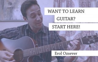want to learn guitar? start here