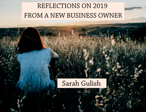 Reflections on 2019 from a new business owner