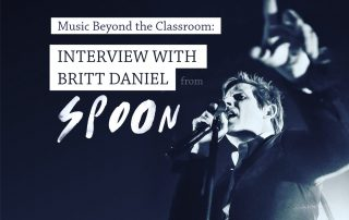 Interview with britt daniel from spoon