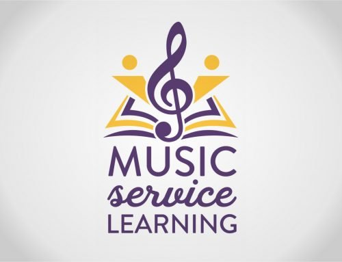 #musicservicelearning