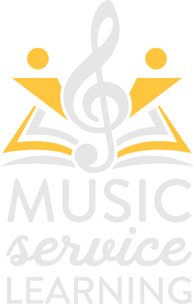 Music service learning during COVID-19