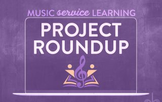 Music Service Leaning | Project Roundup