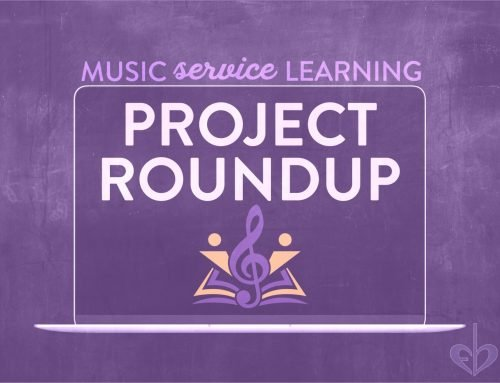 Music Service Learning Update: Week 4