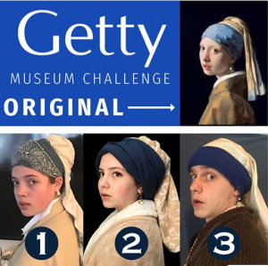 getty challenge megan