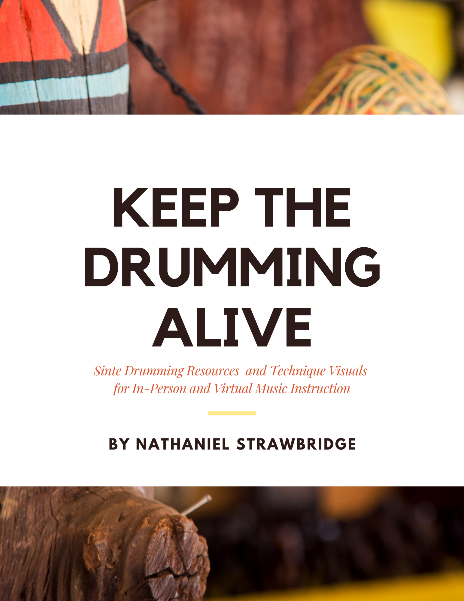 keep the drumming alive