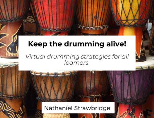 Keep the Drumming Alive!