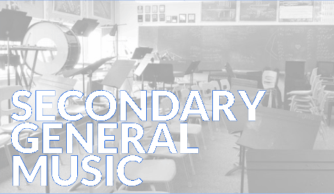Secondary General Music