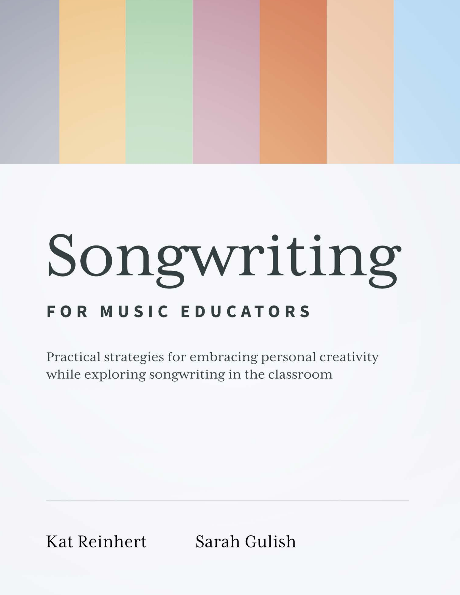 Cover for Songwriting