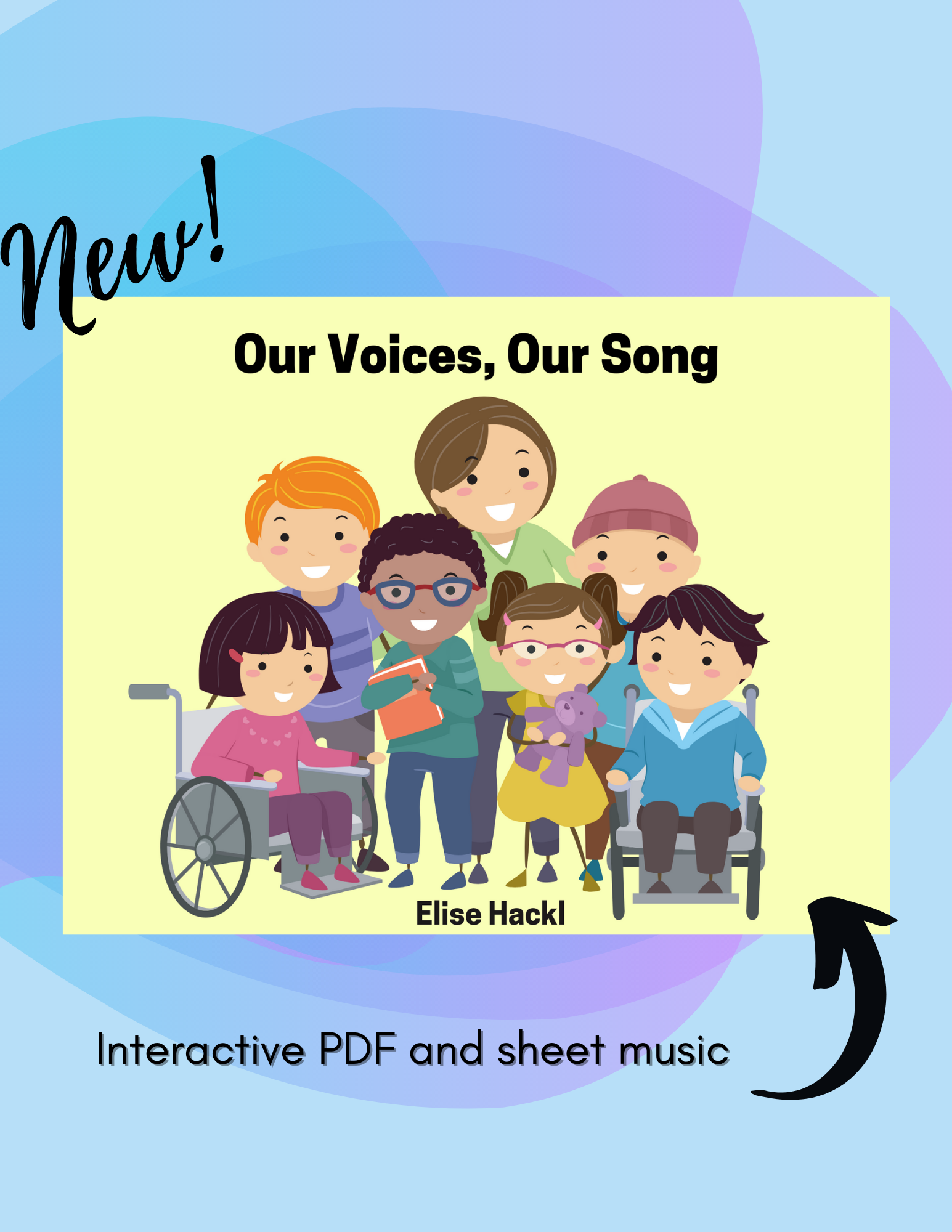 Our Voices Our Song cover