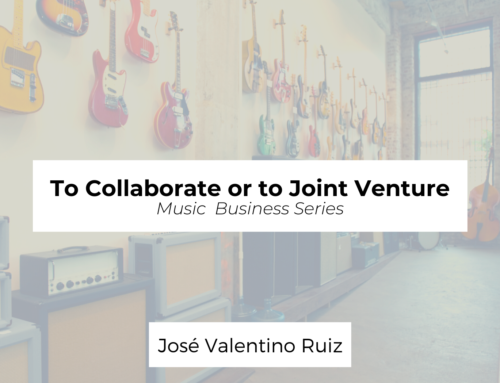 ❓TO COLLABORATE OR TO JOINT VENTURE❓