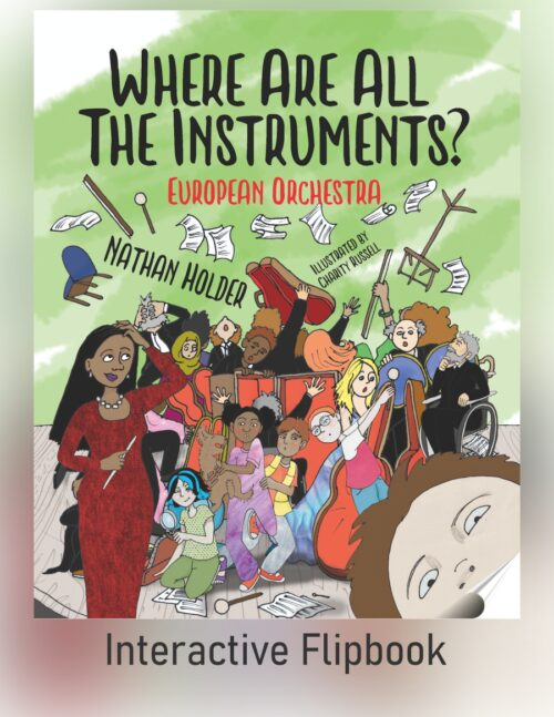 Where are all the instruments flip book